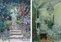 Kelvinside and Albertvale paintings