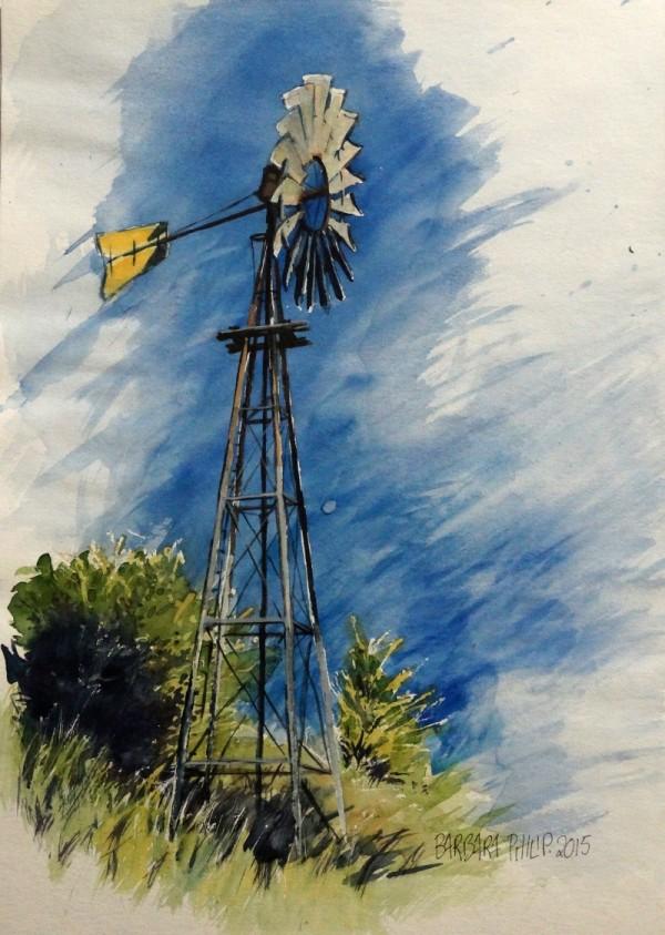 Silvermere Windmill