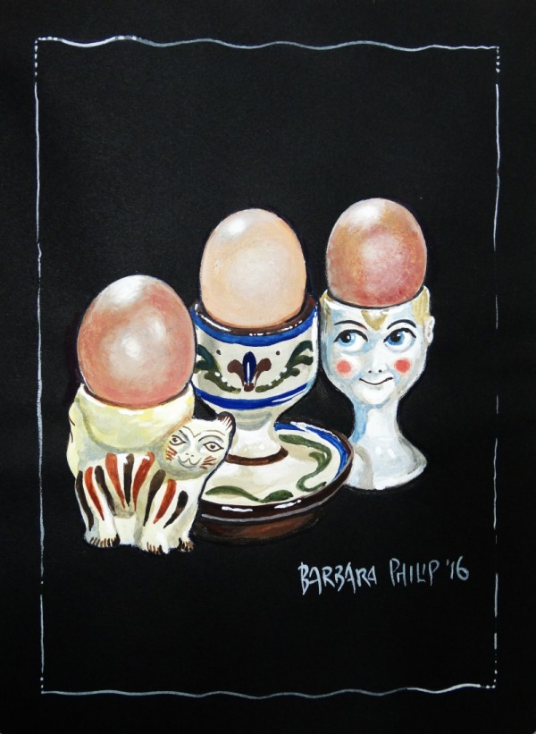 Eggs & Eggcups.