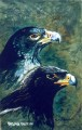 Black Eagles. painting