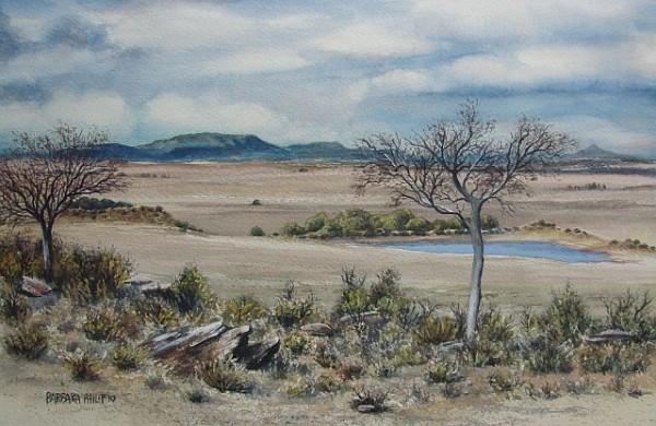Landscape painting. Kramberg