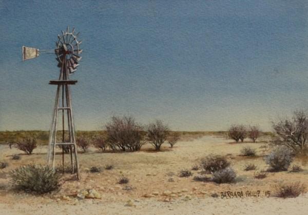 Karoo Windmill.