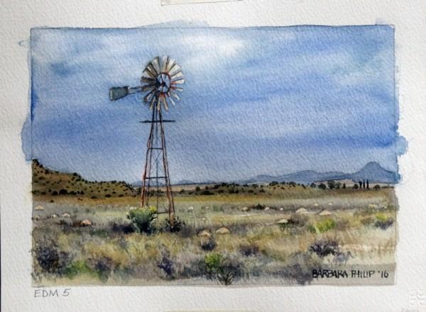 Windmill & Karoo