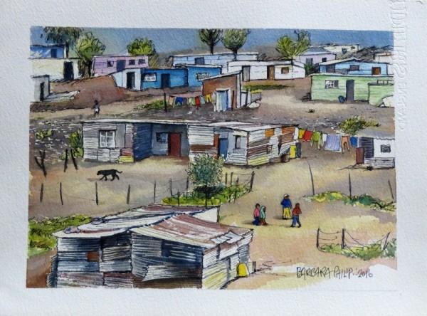 Informal Settlement in Aliwal North