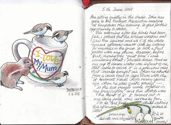 Art sketch book 1
